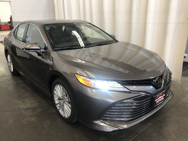 New 2019 Toyota Camry Sedan Hiawatha, IA