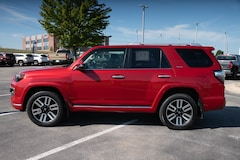 Used 2016 Toyota 4Runner Limited SUV T45348A in Hiawatha, IA