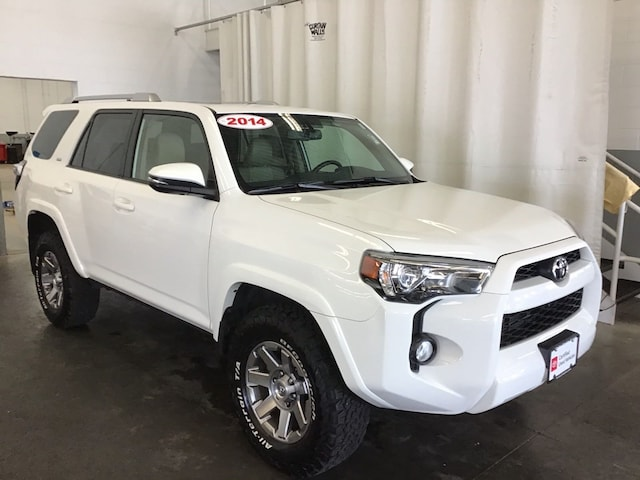 2014 4runner For Sale >> Certified Pre Owned 2014 Toyota 4runner For Sale In Hiawatha