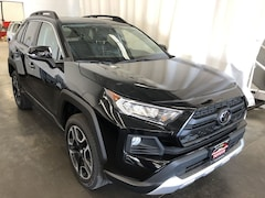 New 2019 Toyota RAV4 Adventure SUV in Hiawatha, IA