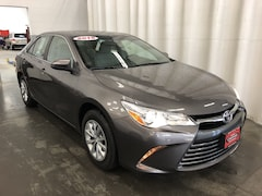 Certified Pre-Owned 2015 Toyota Camry LE Car P9769 in Hiawatha, IA