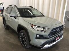 New 2019 Toyota RAV4 Adventure SUV 031460 in Hiawatha, IA