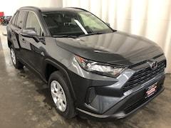 New 2019 Toyota RAV4 LE SUV in Hiawatha, IA