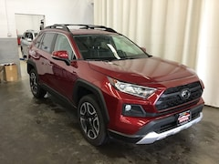 New 2019 Toyota RAV4 Adventure SUV 015325 in Hiawatha, IA