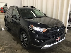 New 2019 Toyota RAV4 Adventure SUV 010334 in Hiawatha, IA