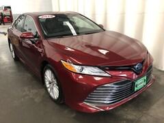 2018 Toyota Camry Hybrid XLE Car for sale near you in Hiawatha, IA