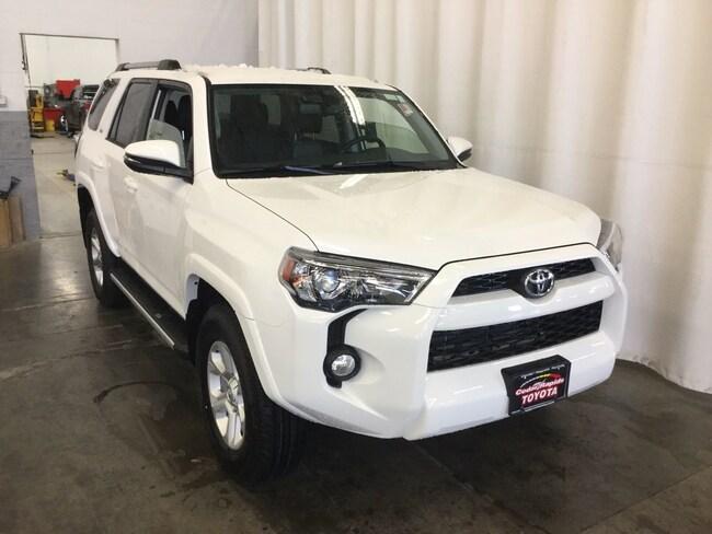 New 2019 Toyota 4Runner SR5 Premium SUV Hiawatha, IA