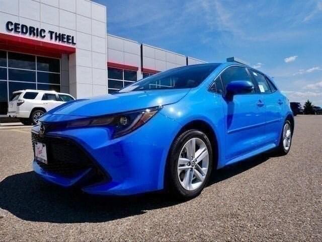Used 2019 Toyota Corolla Hatchback For Sale | Bismarck ND