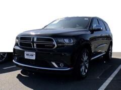 Used 2019 Dodge Durango Citadel Anodized Platinum SUV For Sale in East Hanover, NJ