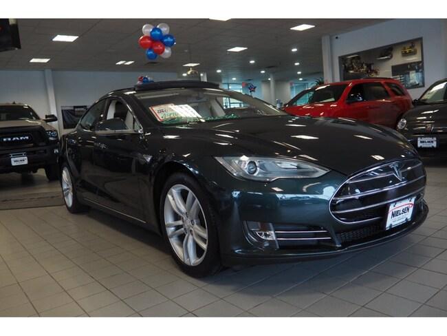 Used Tesla Model S For Sale >> Used 2014 Tesla Model S 85 W Nav For Sale East Hanover Nj Vin