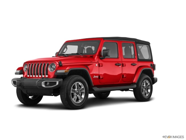 2019 Jeep Wrangler UNLIMITED SPORT S 4X4 Sport Utility for Sale in East Hanover, NJ