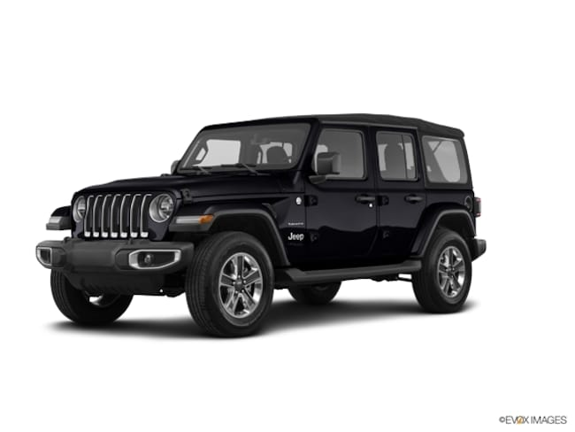 2018 Jeep Wrangler UNLIMITED SAHARA 4X4 Sport Utility for Sale in East Hanover, NJ