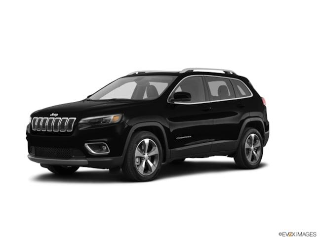 New 2019 Jeep Cherokee OVERLAND 4X4 For Sale | East Hanover NJ | VIN ...