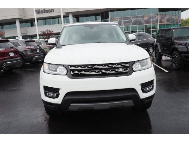 Used 2016 Land Rover Range Rover Sport SE w/Nav For Sale | Sussex NJ