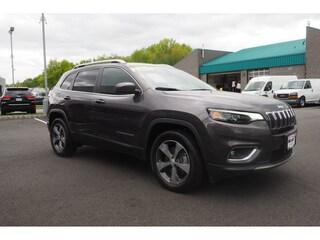 2019 Jeep Cherokee Limited w/Nav SUV