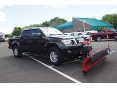 2016 Nissan Frontier SV w/Plow Truck Crew Cab