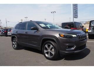 2019 Jeep Cherokee Limited w/Nav SUV East Hanover, NJ