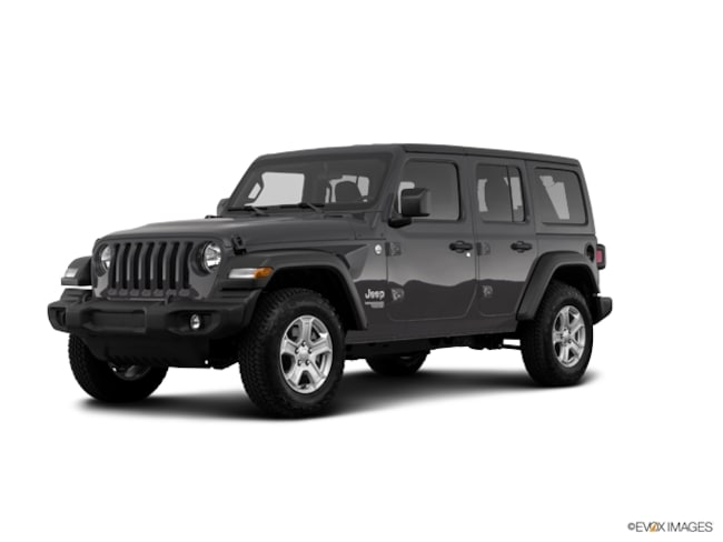2018 Jeep Wrangler UNLIMITED SPORT S 4X4 Sport Utility for Sale in East Hanover, NJ