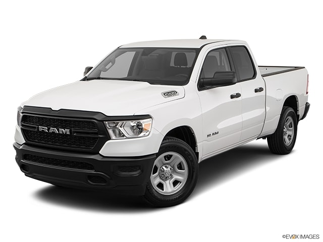 New 2019 Ram All-New 1500 REBEL QUAD CAB 4X4 6'4 BOX Quad Cab in Rockaway, NJ