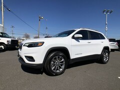 2019 Jeep Cherokee Latitude Plus SUV For Sale in East Hanover, NJ