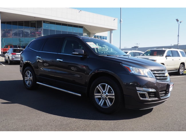 2015 Chevrolet Traverse LT SUV in East Haven