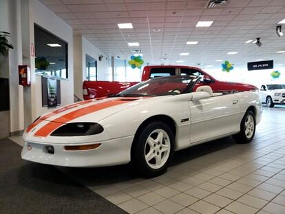 Used 1997 Chevrolet Camaro Z28 For Sale East Hanover Nj Vin 2g1fp32p3v2107267