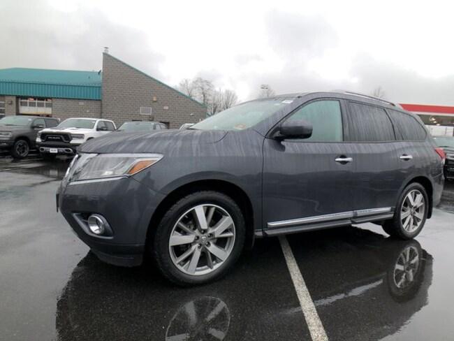 2014 Nissan Pathfinder SL w/Nav DVD SUV