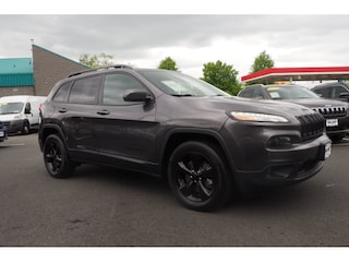 2016 Jeep Cherokee High Altitude w/Nav SUV Sussex, NJ