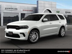 2021 Dodge Durango GT AWD Sport Utility East Hanover, NJ