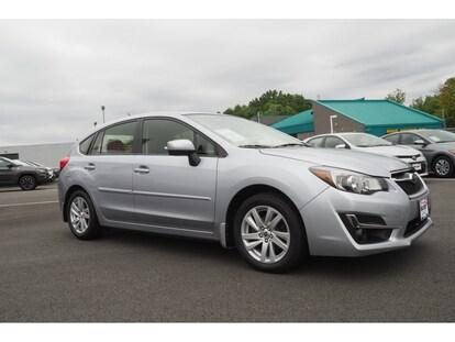 Used 2016 Subaru Impreza 2 0i Premium For Sale   East Hanover NJ   VIN:  JF1GPAB65G8202108