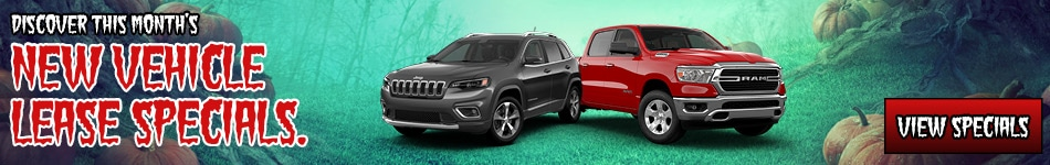 New Vehicle Specials at Nielsen Dodge Chrysler Jeep Ram
