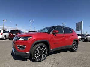 2018 Jeep Compass Limited w/Nav