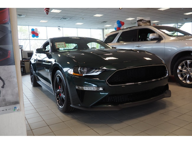Used 2019 Ford Mustang Bullitt For Sale | East Hanover NJ | VIN:  1FA6P8K07K5500444