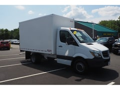 2017 Mercedes-Benz Sprinter Cab Chassis 3500XD Truck