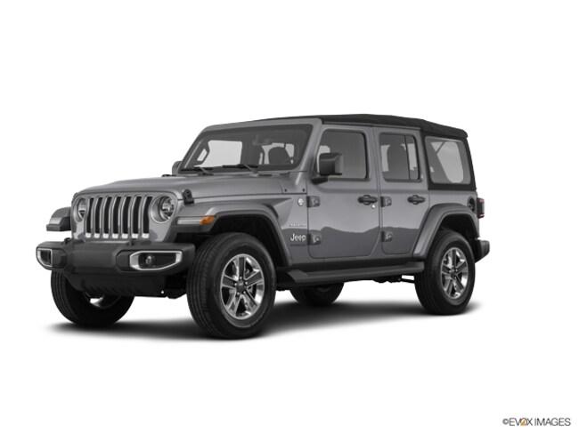2018 Jeep Wrangler UNLIMITED SAHARA 4X4 Sport Utility for Sale in East Hanover, NJ