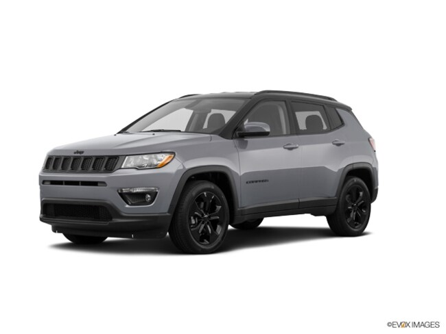 2019 Jeep Compass ALTITUDE 4X4 Sport Utility for Sale in East Hanover, NJ