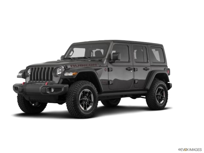 2019 Jeep Wrangler UNLIMITED RUBICON 4X4 Sport Utility for Sale in East Hanover, NJ