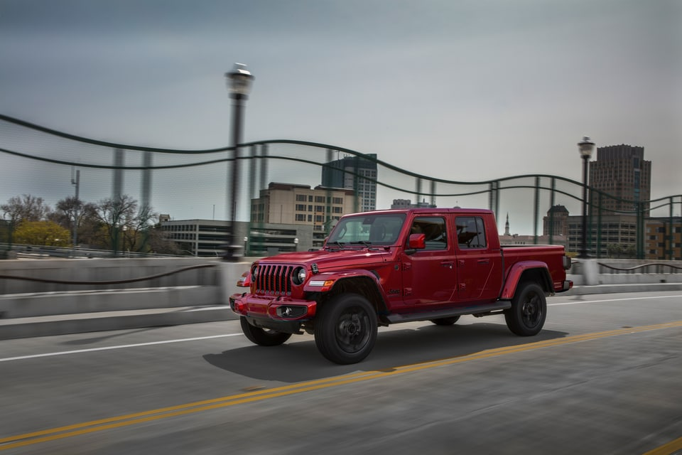 New Jeep Gladiator