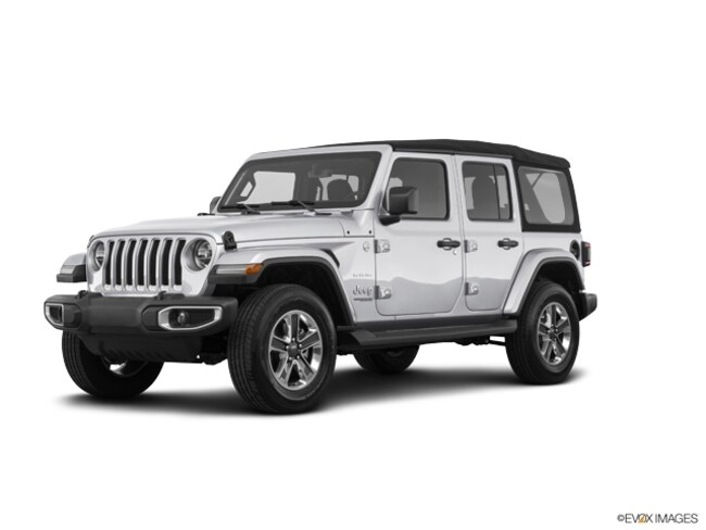 2019 Jeep Wrangler UNLIMITED MOAB 4X4 Sport Utility for Sale in East Hanover, NJ