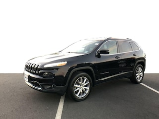 2018 Jeep Cherokee Limited w/Nav SUV Sussex, NJ
