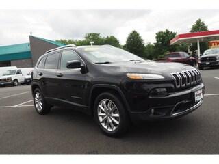 2016 Jeep Cherokee Limited w/Nav SUV East Hanover, NJ