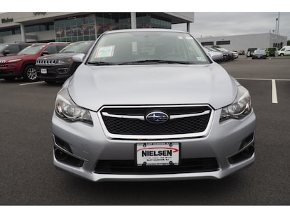 Used 2016 Subaru Impreza 2 0i Premium For Sale | East Hanover NJ | VIN:  JF1GPAB65G8202108