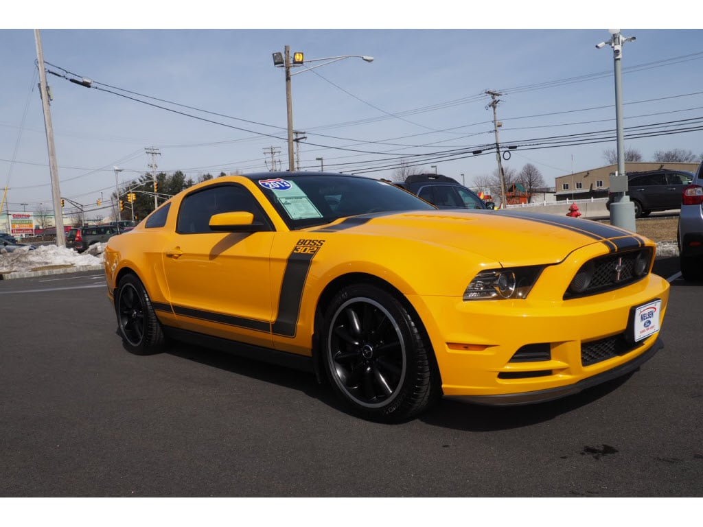 2013 ford mustang boss 302 coupe in east hanover nj