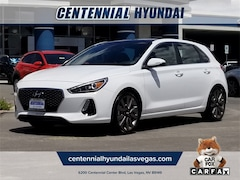 2018 Hyundai Elantra GT SPORT & TECK PKG Hatchback