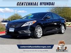 2016 Hyundai Azera Limited Sedan