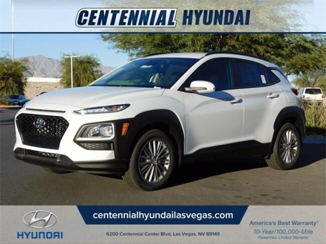 New 2019 Hyundai Kona For Sale At Centennial Hyundai Vin