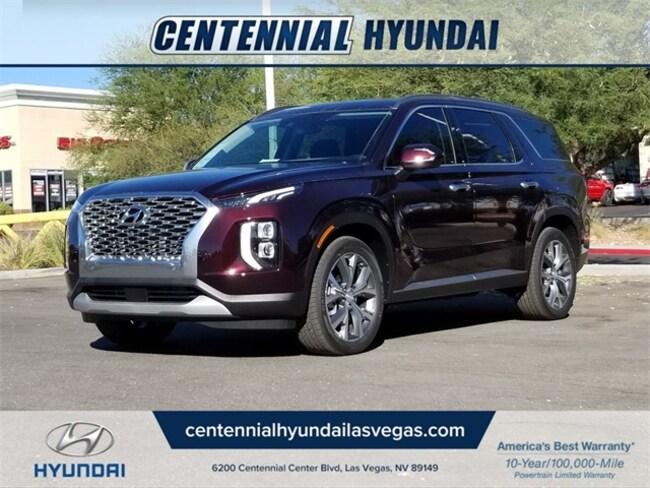 New 2020 Hyundai Palisade For Sale At Centennial Hyundai Vin
