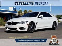 2015 BMW 435i 435I M SPORT PKG Convertible