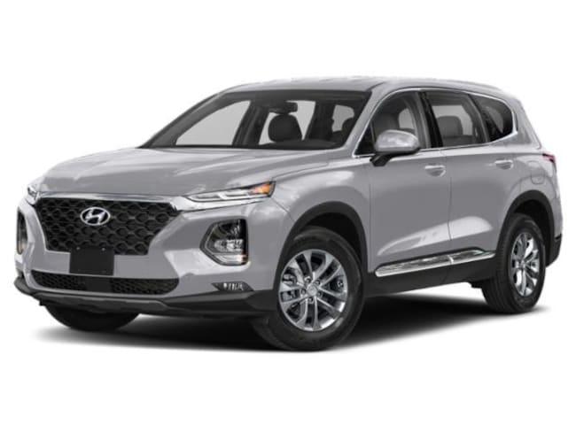 New 2020 Hyundai Santa Fe For Sale at Centennial Hyundai | VIN