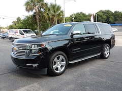 Used 2015 Chevrolet Suburban 1500 LTZ SUV 1GNSCKKC1FR232265 for Sale in Pensacola FL